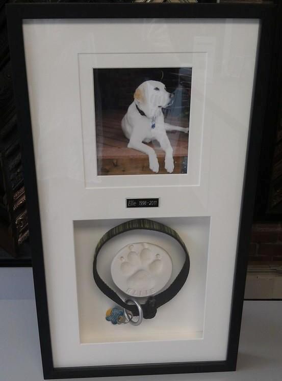custom framing ideas. Custom Framing Is A Fantastic Way To Honor Your Lost Loved Ones, Even Those Furry Friends\u2026 This Beautiful Shadowbox Wonderful Tribute One Of These Ideas