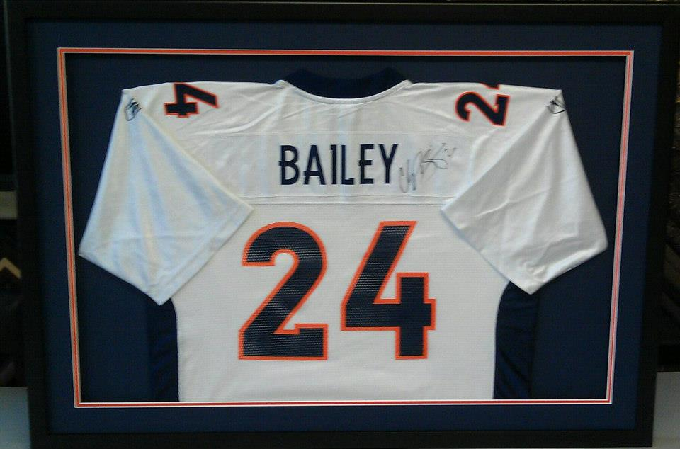 Jersey Frames Denver - Broncos, Rockies, Nuggets, Avalanche ...