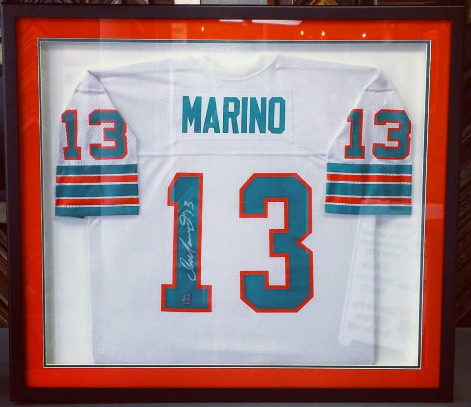 Dan marino miami dolphins custom framed jersey denver colorado 1056520010154461254940075273306830968991727n jeuxipadfo Image collections