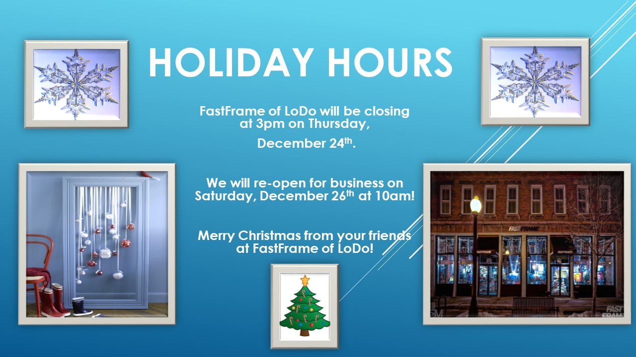 Holiday Hours 2015 Blue