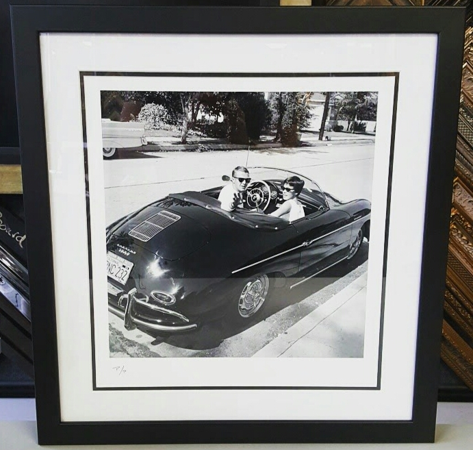 Custom Photography Picture Frames Denver