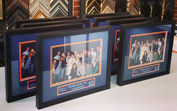 Denver's Sports Framing Experts