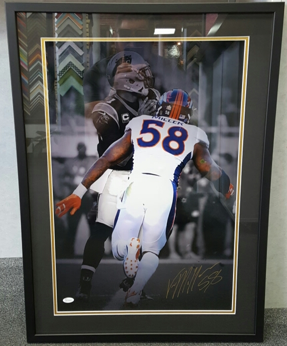 Denver's Sports Picture Framers