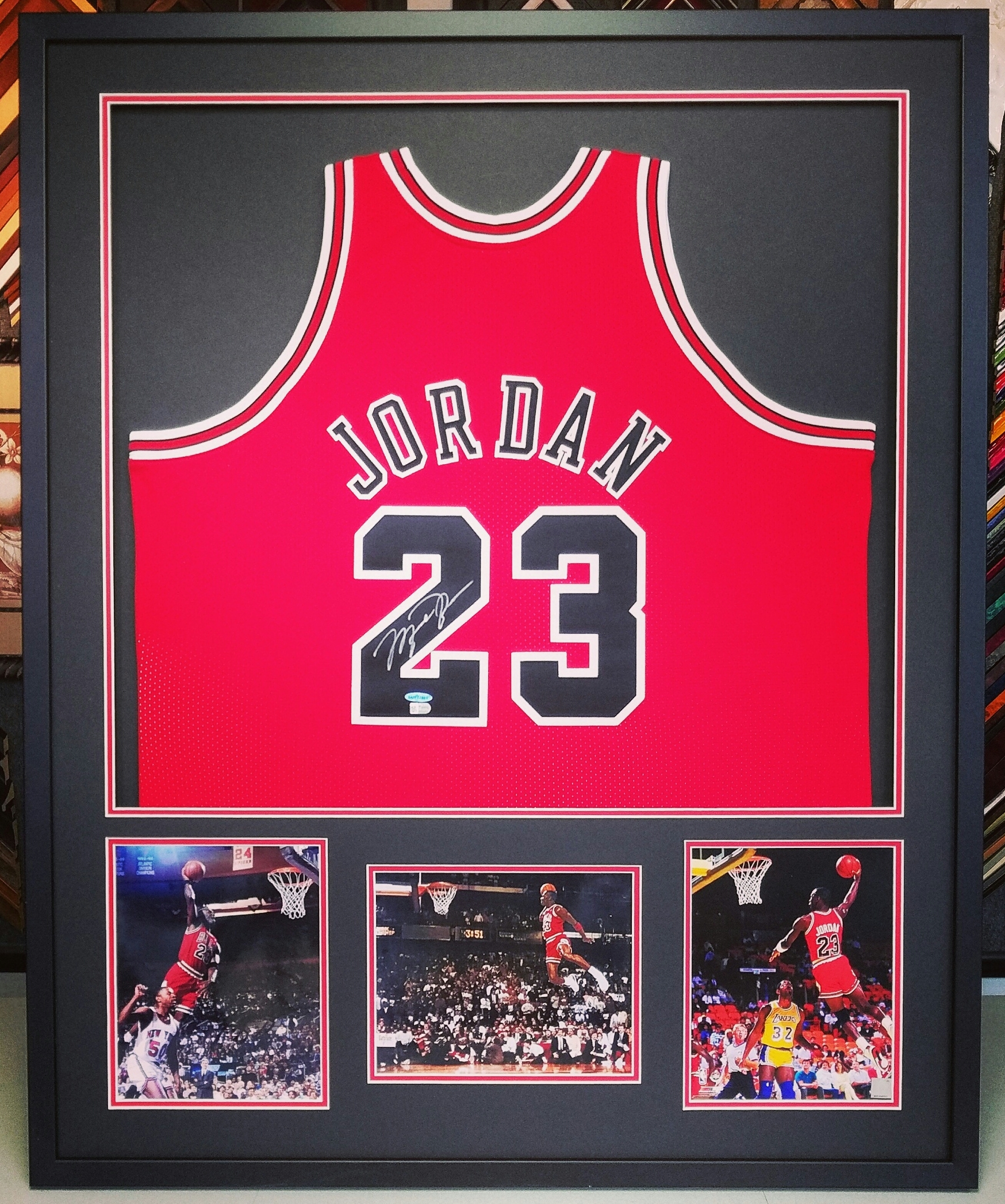Sports Jersey Framing Denver Colorado