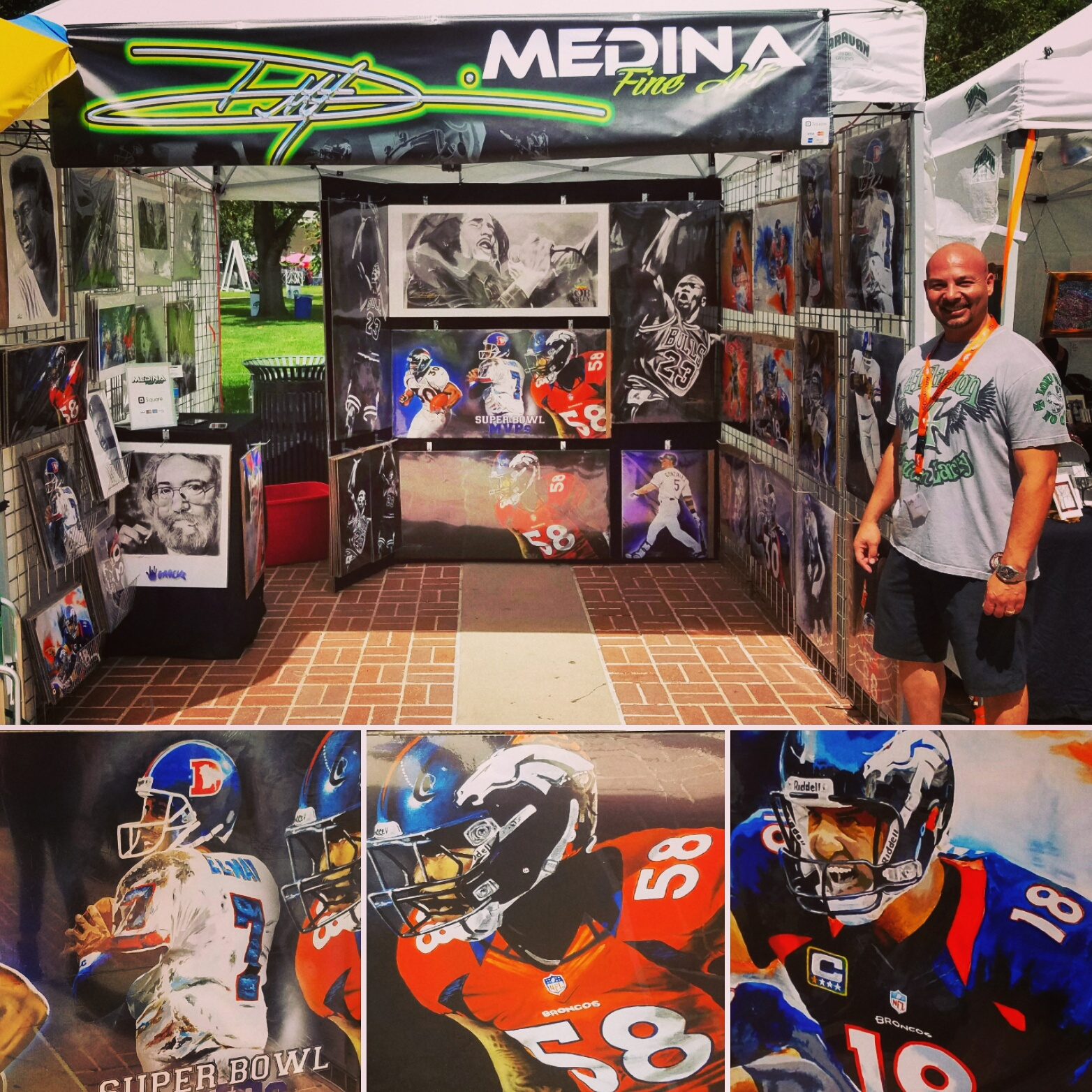 Medina Fine Art - A Taste of Colorado