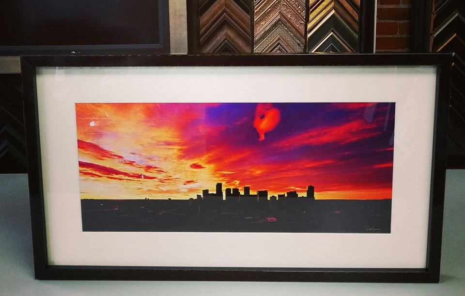 Photography Frames Denver | FastFrame of LoDo - Expert Picture Framing