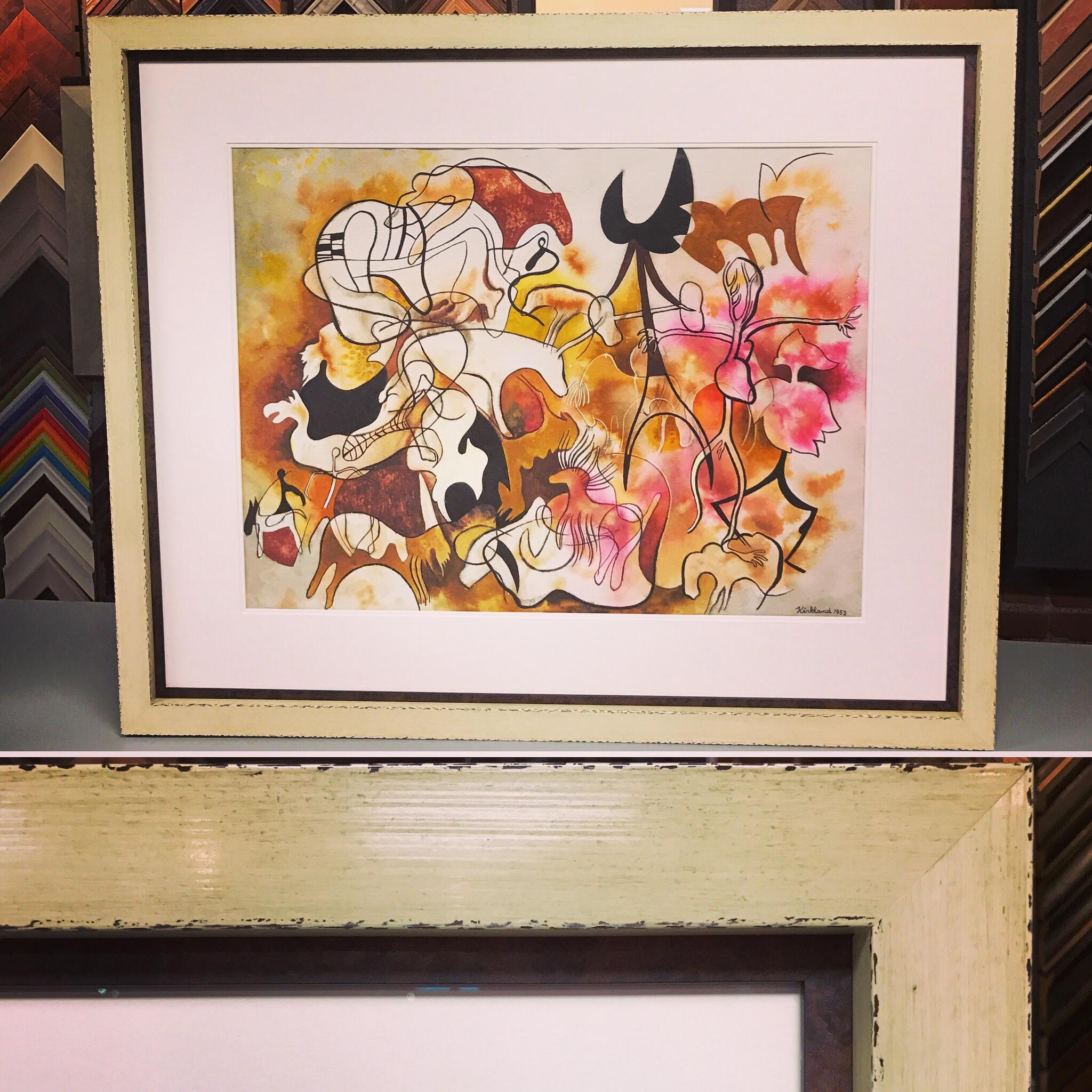 Fine Art Custom Framing Denver