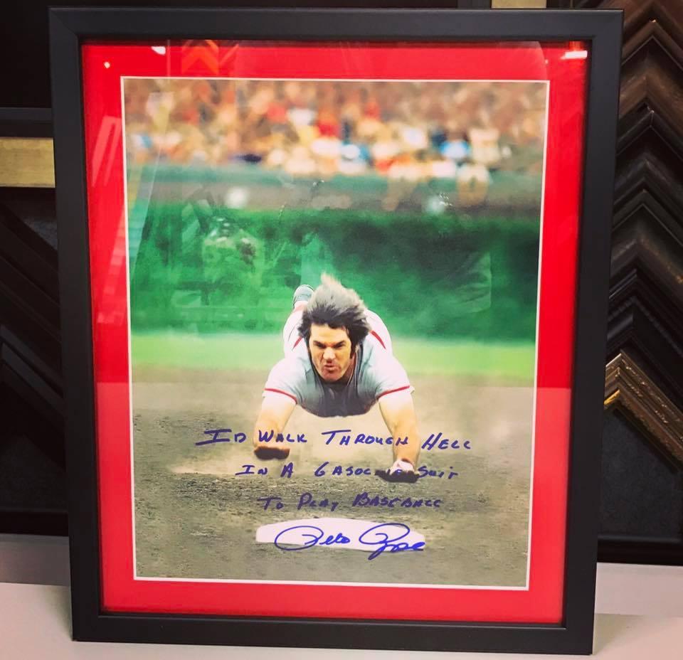Sports Picture Frame Denver