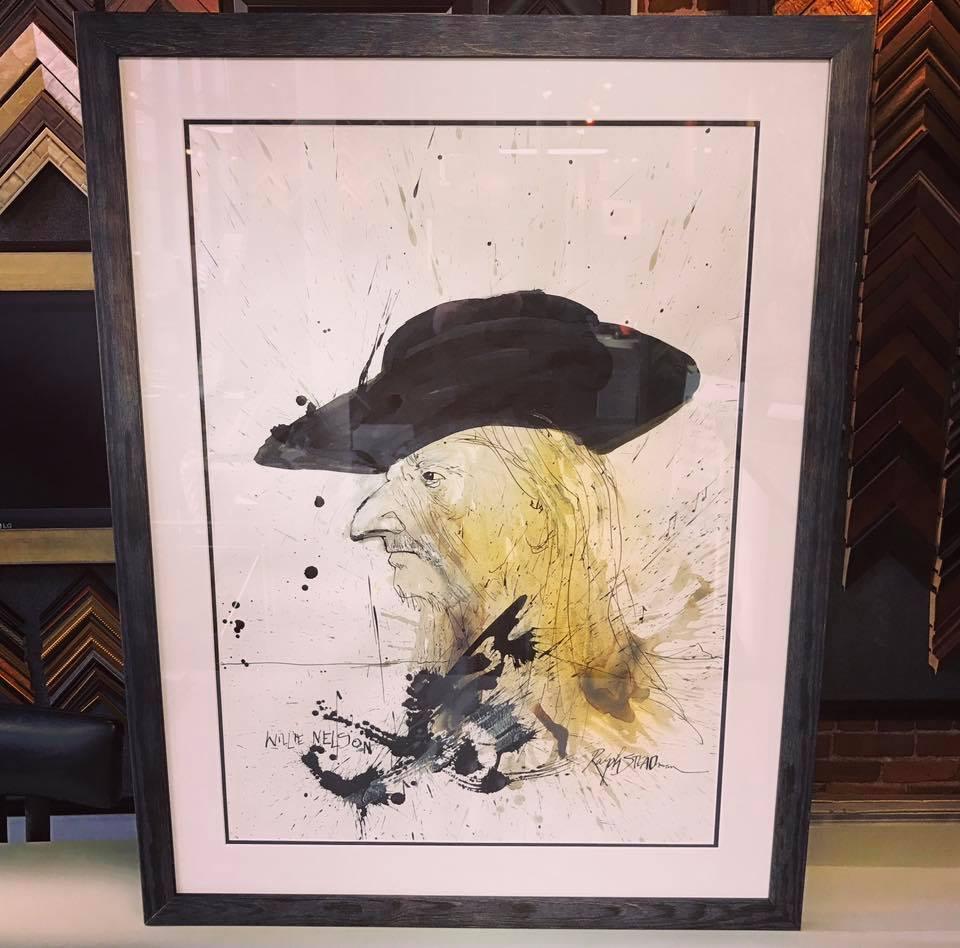 Fine Art Custom Picture Framing Denver