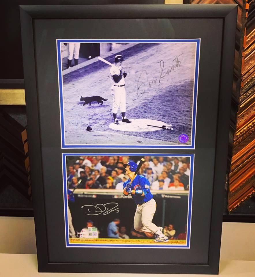 Sport Item Picture Framing Denver