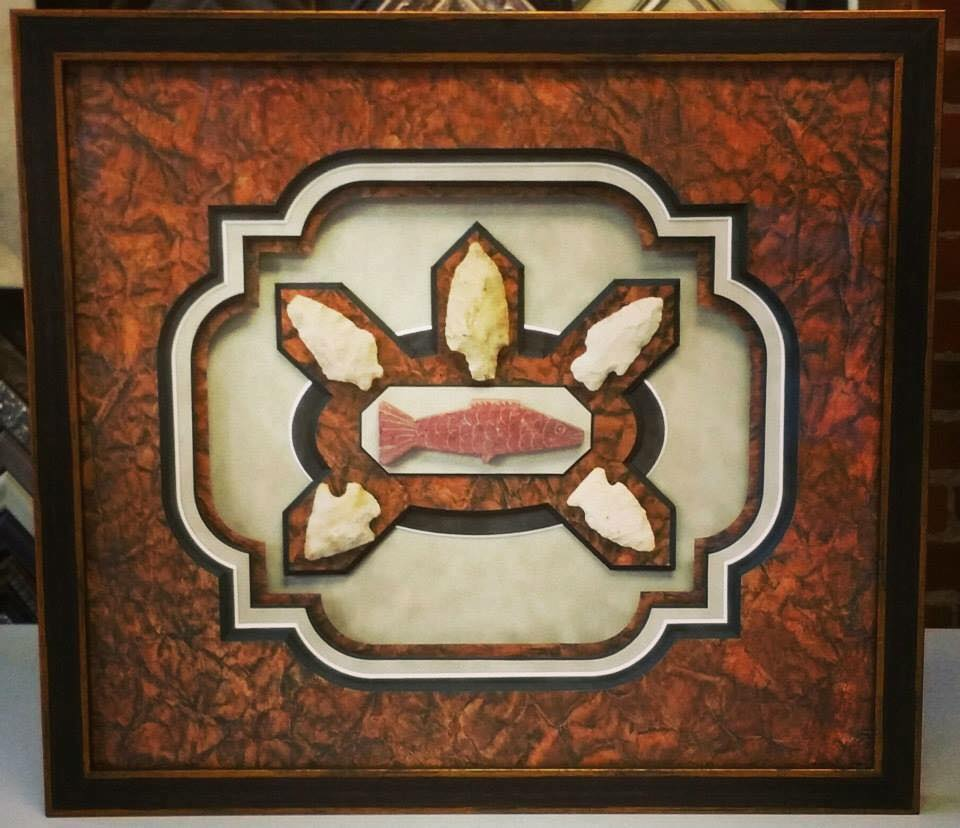 Shadowbox Picture Frames Denver