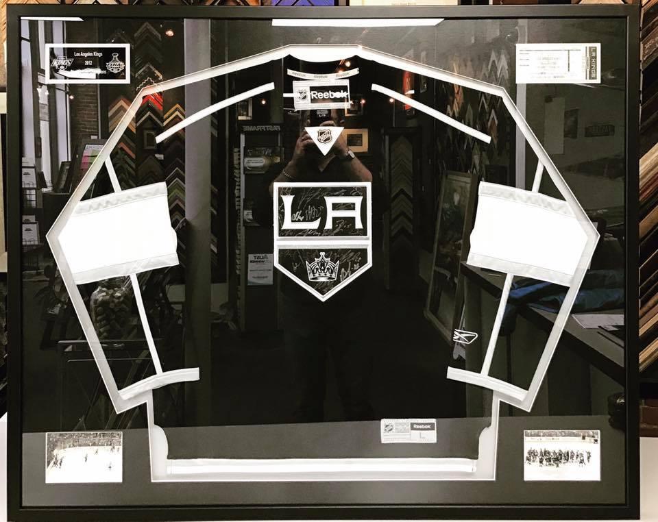 Sports Jersey Frames Denver