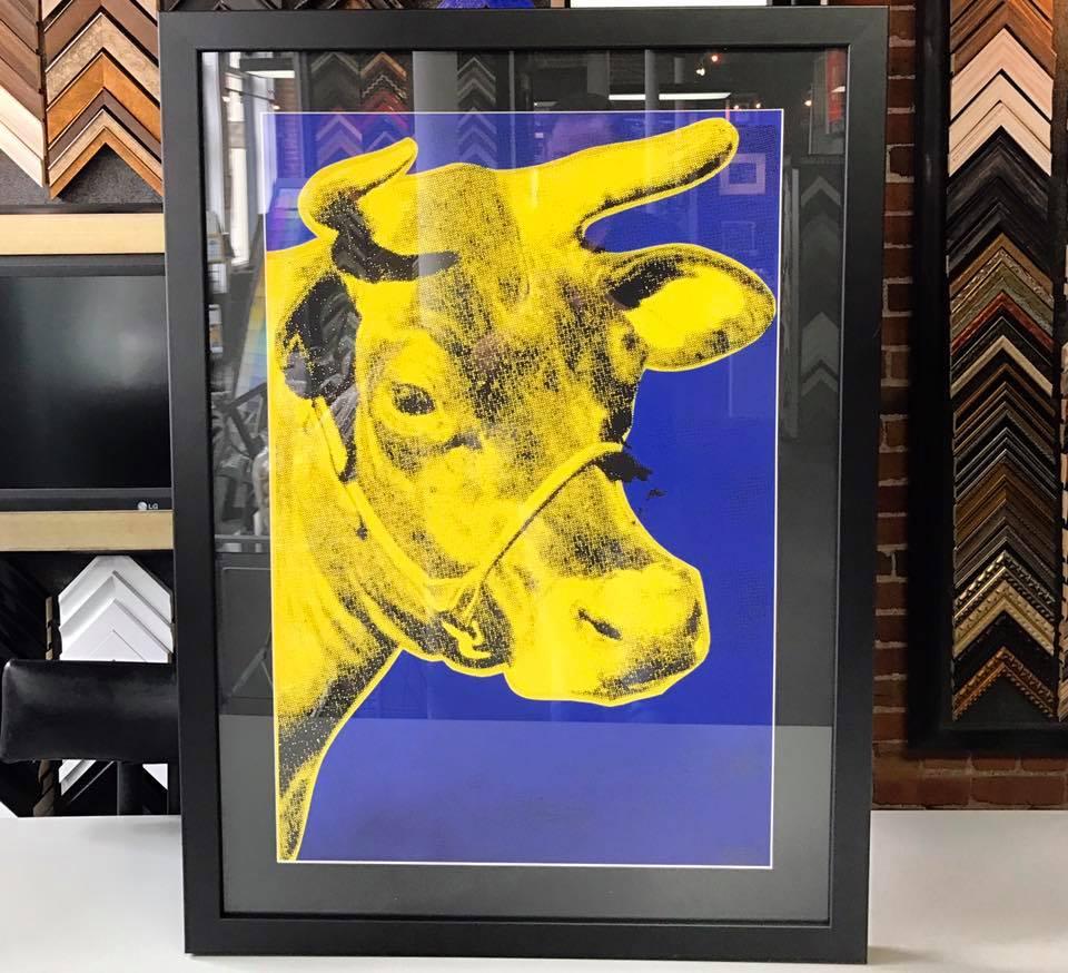 Custom Poster & Print Framing Denver