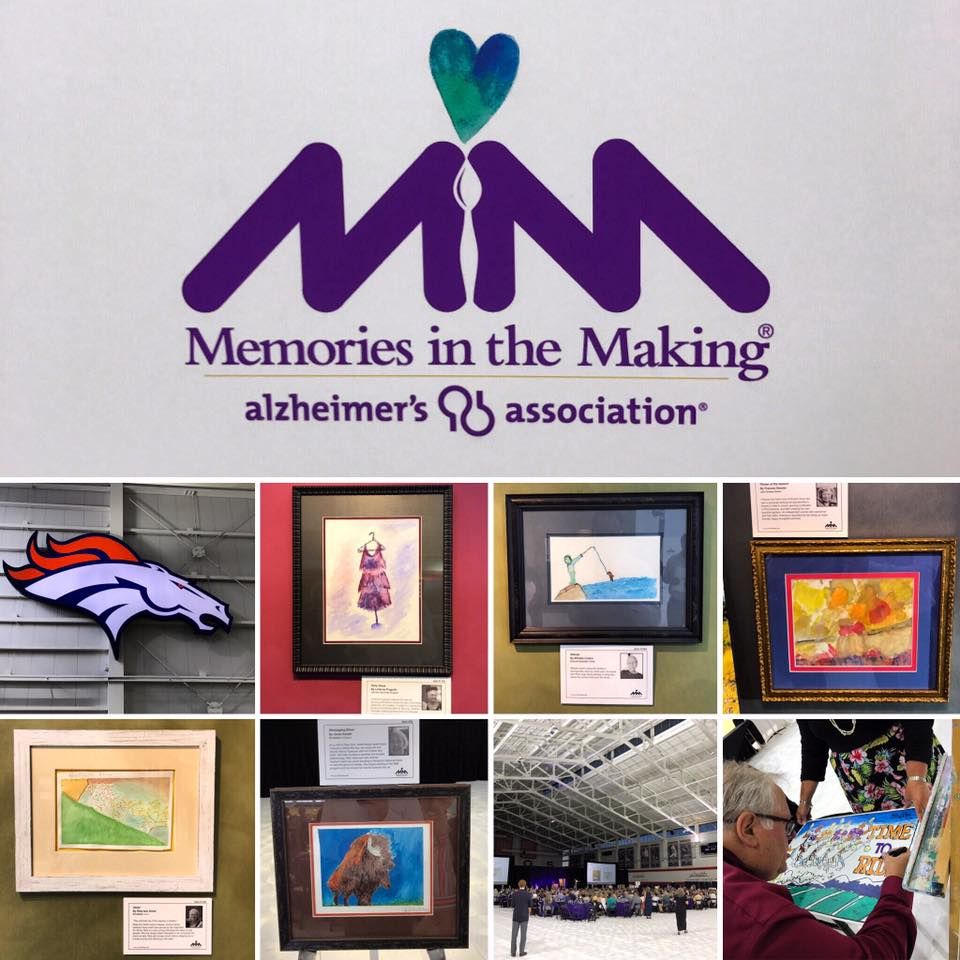 Memories In The Making: Alzheimer's Association