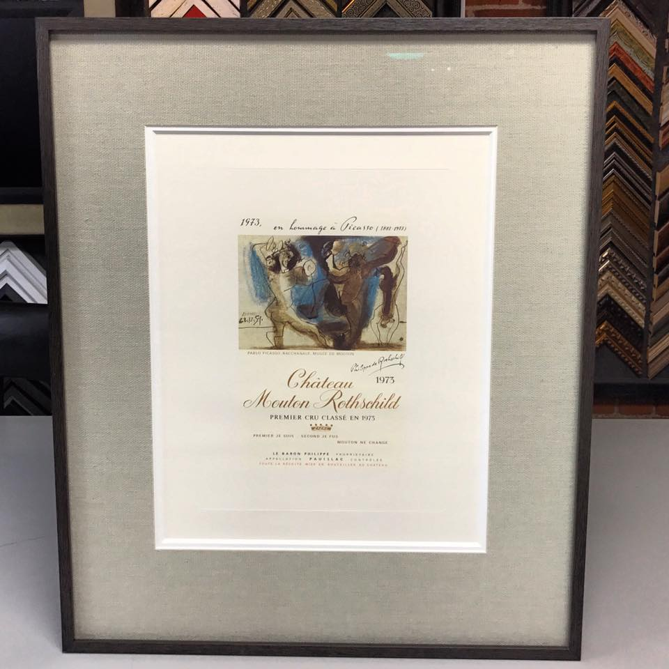 Custom Picture Framing Denver