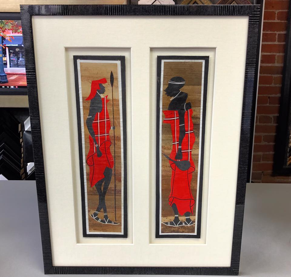 Shadowbox Picture Framing Denver