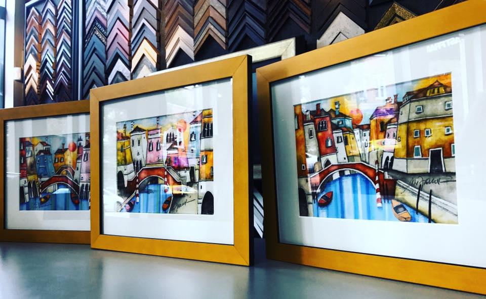 Custom Picture Framing Denver