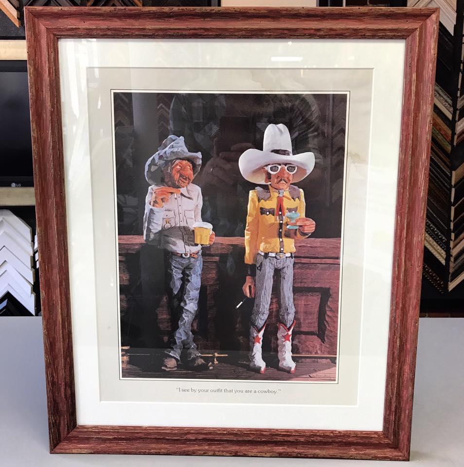 Rustic Picture Frames Denver