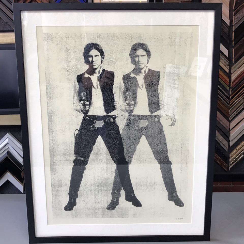 Andy Warhol | Han Solo