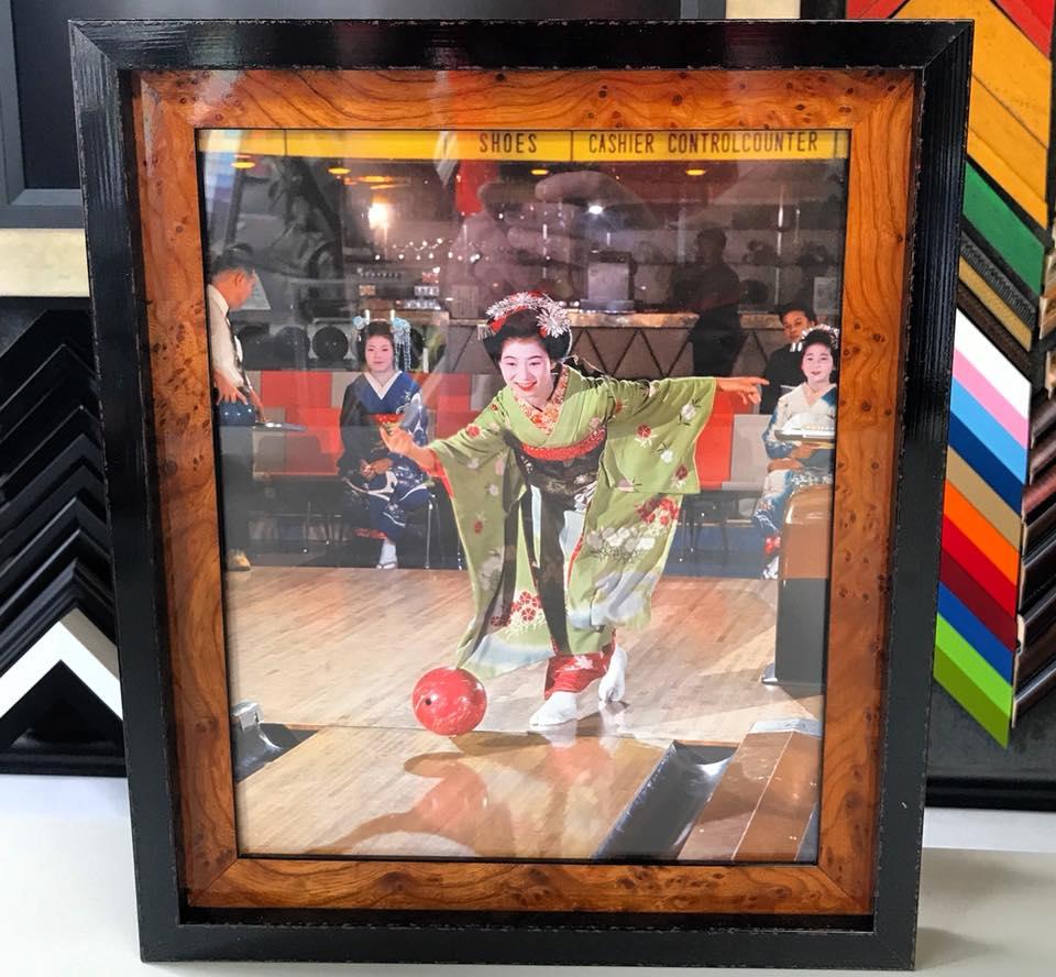 Stacked Picture Frames Denver