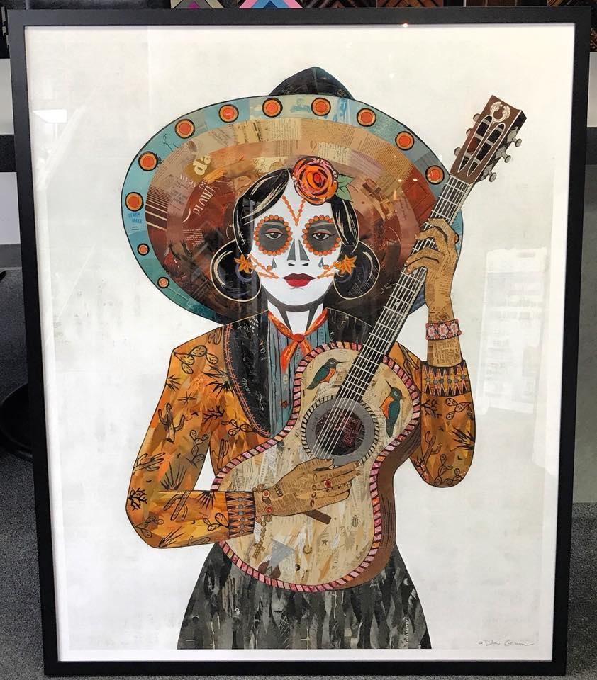 Dolan Geiman Framed Art