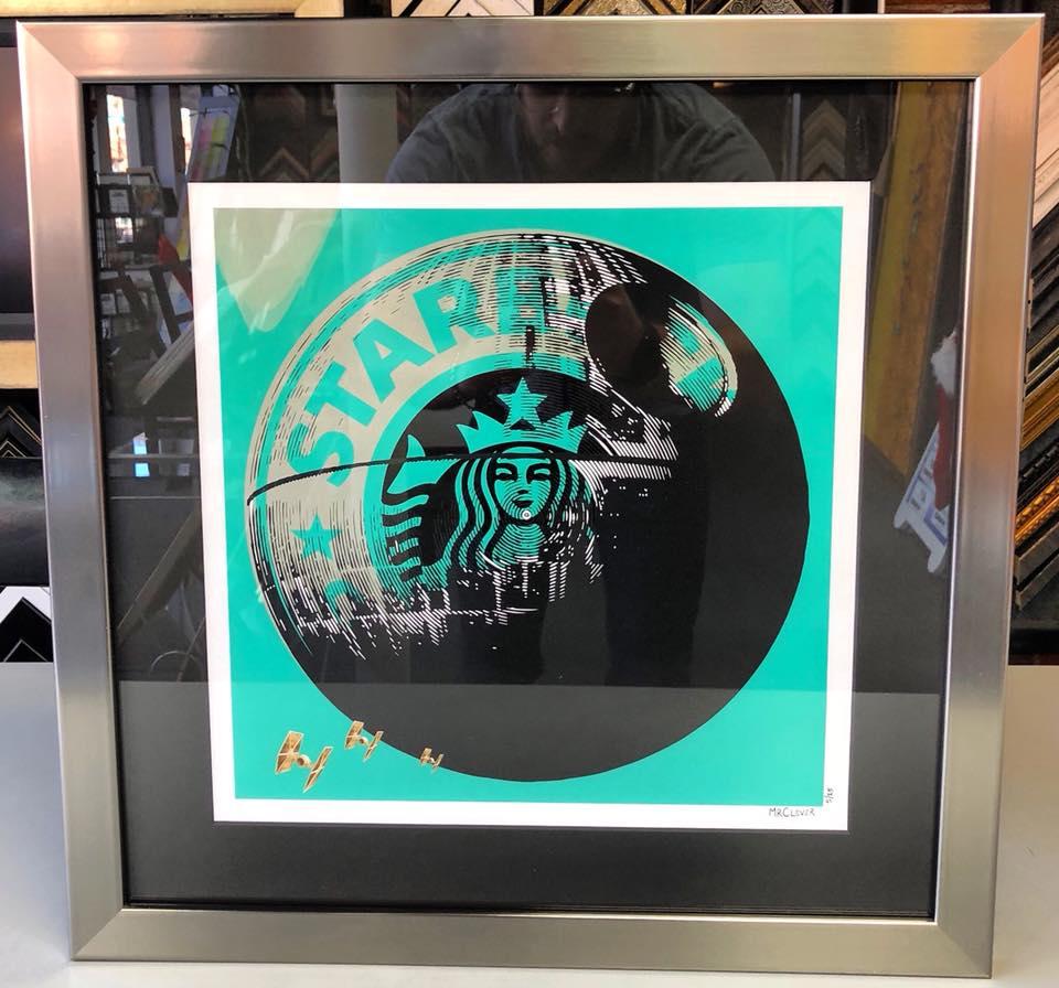 Star Wars Meets Starbucks