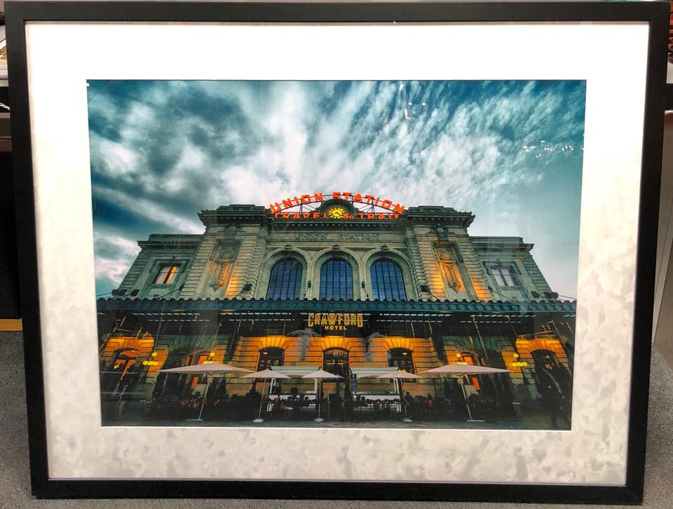 Photography Picture Framing Denver