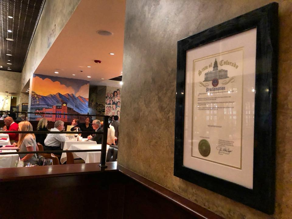 Picture Framing Downtown Denver