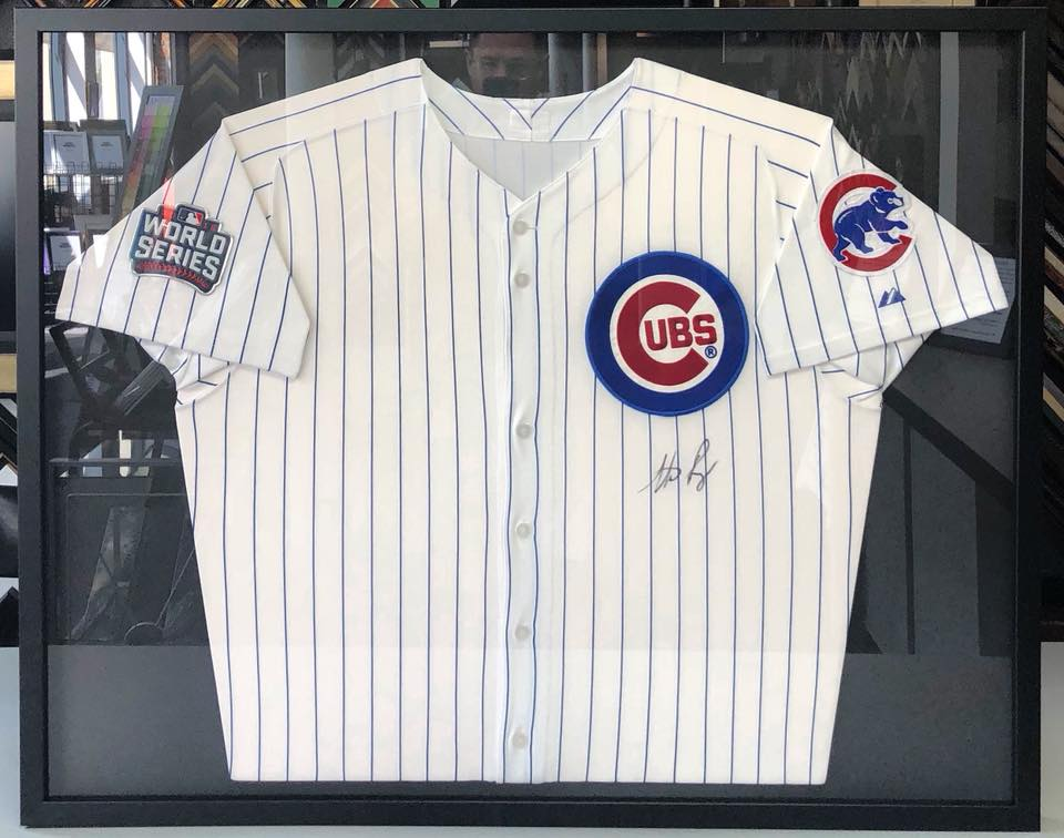Chicago Cubs | FastFrame of LoDo - Expert Picture Framing
