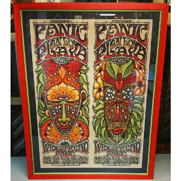 Widespead Panic Concert Poster